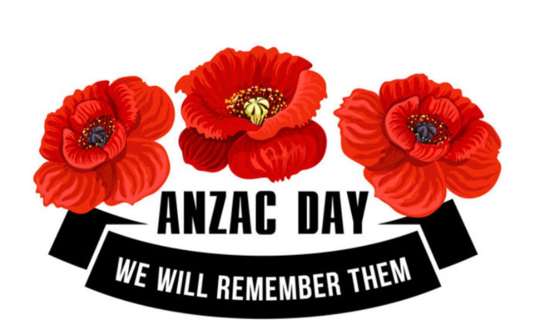 Anzac Day – Clinic is Closed